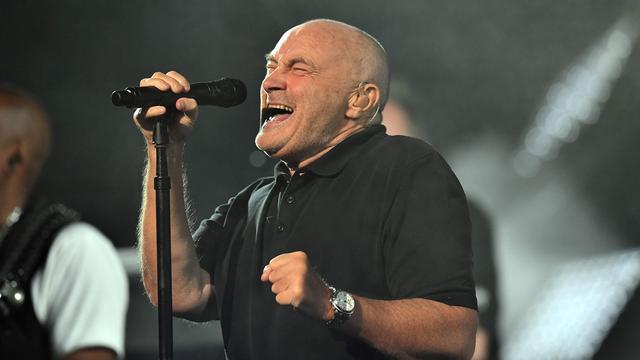 Phil Collins, James Bay en meer openluchtconcerten