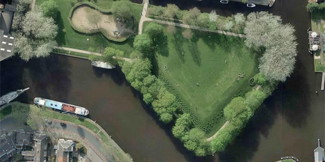 Ankerpark in Leiden krijgt kunstwerk ter ere van industrieel verleden