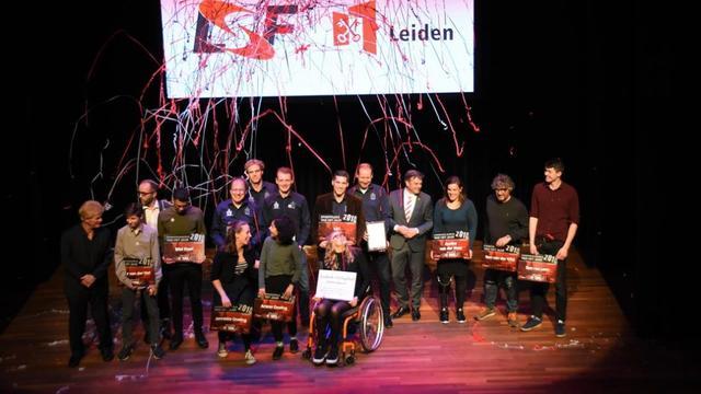 Leiden presenteert alternatief voor jaarlijkse sportverkiezing