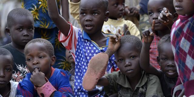 'Meer dan miljoen kinderen in Centraal-Afrikaanse Republiek in nood'