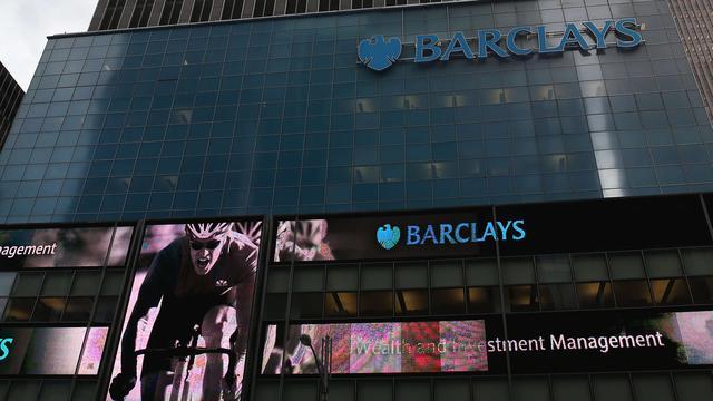 'Barclays gaat duizend banen schrappen'