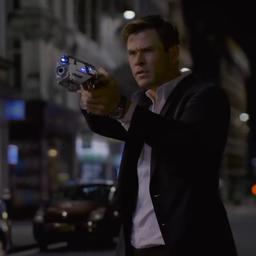 Chris Hemsworth op zoek naar mol in Men in Black: International