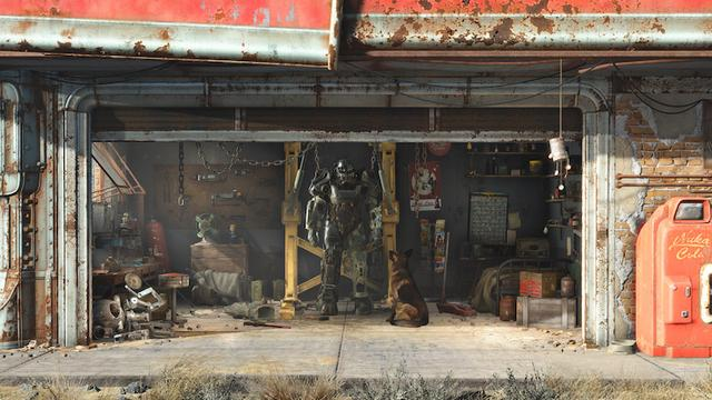 Uitgever Bethesda kondigt Fallout 4 aan