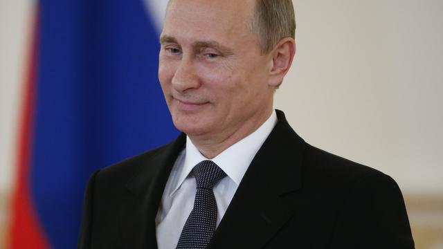 Poetin feliciteert Blatter via telegram met herverkiezing
