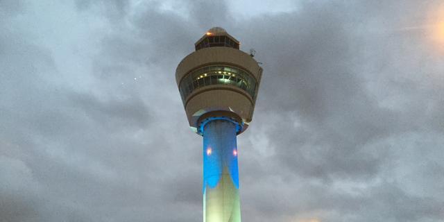 Weer bijna-botsing met vliegtuig boven Schiphol
