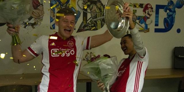 Ajax kampioen in Nederlandse e-sportscompetitie: gamers winnen 25.000 euro