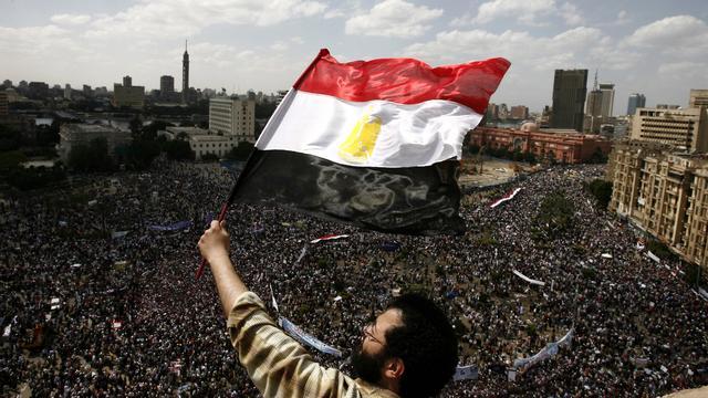 Protest in Egypte en Jumbo-afperser voor de rechter