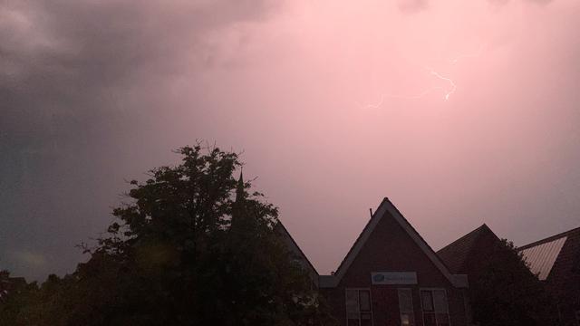 Gemeente Eindhoven ontvangt 1.600 meldingen na storm van dinsdag