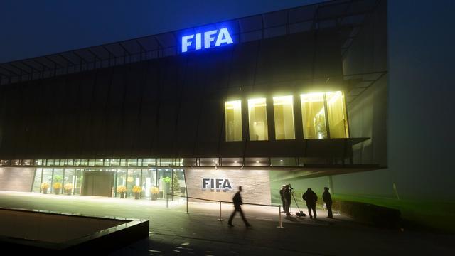 Zwitserse justitie blokkeert rekeningen van tientallen FIFA-officials