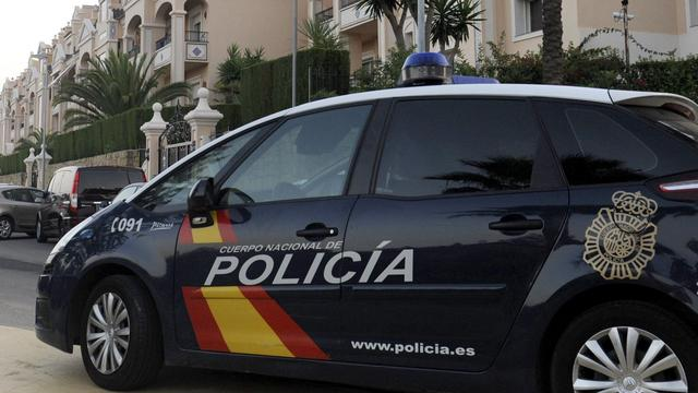 Spaanse vrouw krijgt boete voor foto van politieauto