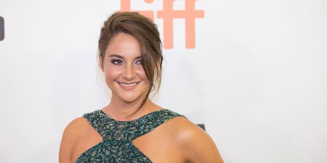 Shailene Woodley dacht na Divergent aan stoppen met acteren
