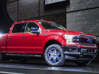 Ford, GM en Fiat Chrysler zien afzet dalen