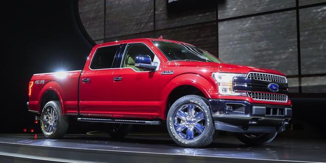 Amerikaanse automakers verkopen minder auto's in eigen land