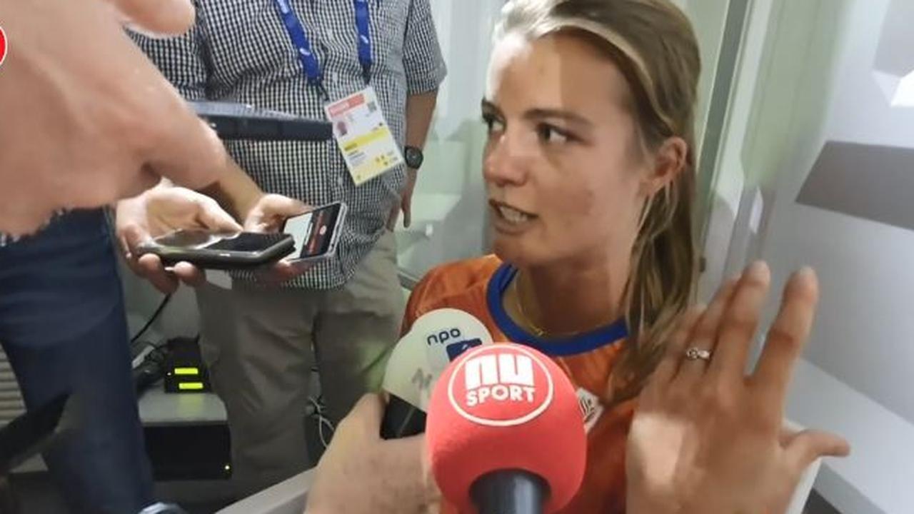 Schippers: 'Veel gehuild na besluit niet te starten op 200 meter WK'
