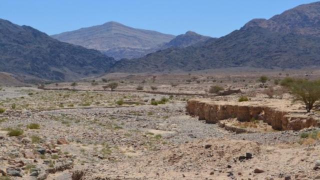Oudste door industrialisatie vervuilde rivier ontdekt in Jordanië