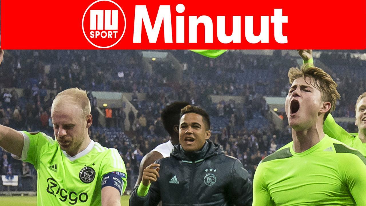 Vooruitblik: Ajax klaar voor Lyon en LeBron James 'drinkt' bier tijdens wedstrijd