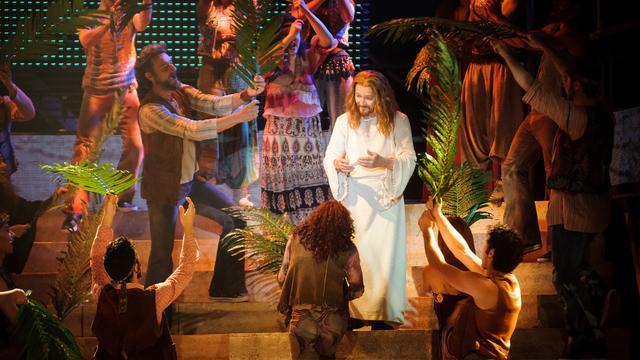 Musical Jesus Christ Superstar - Meerdere locaties