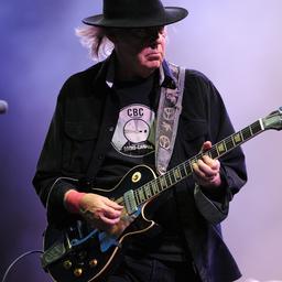Neil Young (72) denkt geen afscheidstournee te willen doen