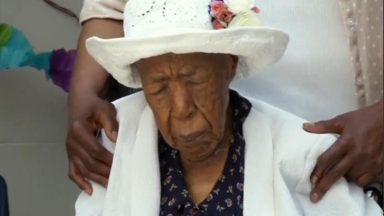 Vorig jaar vierde Susannah Mushatt Jones haar 116de verjaardag
