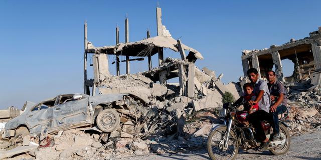 IS onthoofdt twee vrouwen in Syrië