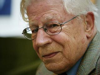 Heinz Hermann Polzer overleed in zijn woonplaats Amsterdam