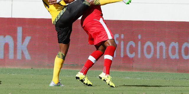 Late zege Jamaica, Costa Rica niet langs El Salvador op Gold Cup