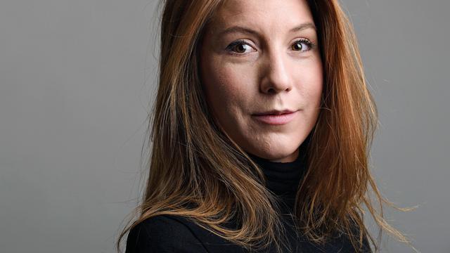 Gevonden romp is van verdwenen Zweedse journalist