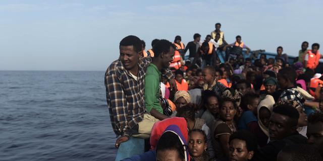 'EU wil migrantenstroom Libië voor zomer stoppen'