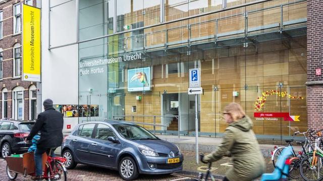 Universiteitsmuseum anderhalf jaar dicht wegens verbouwing