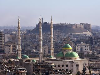 Evacuatie rebellen Oost-Aleppo verloopt moeizaam