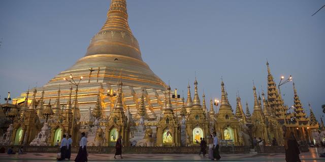 Verenigde Staten verlichten handelsbeperkingen Myanmar