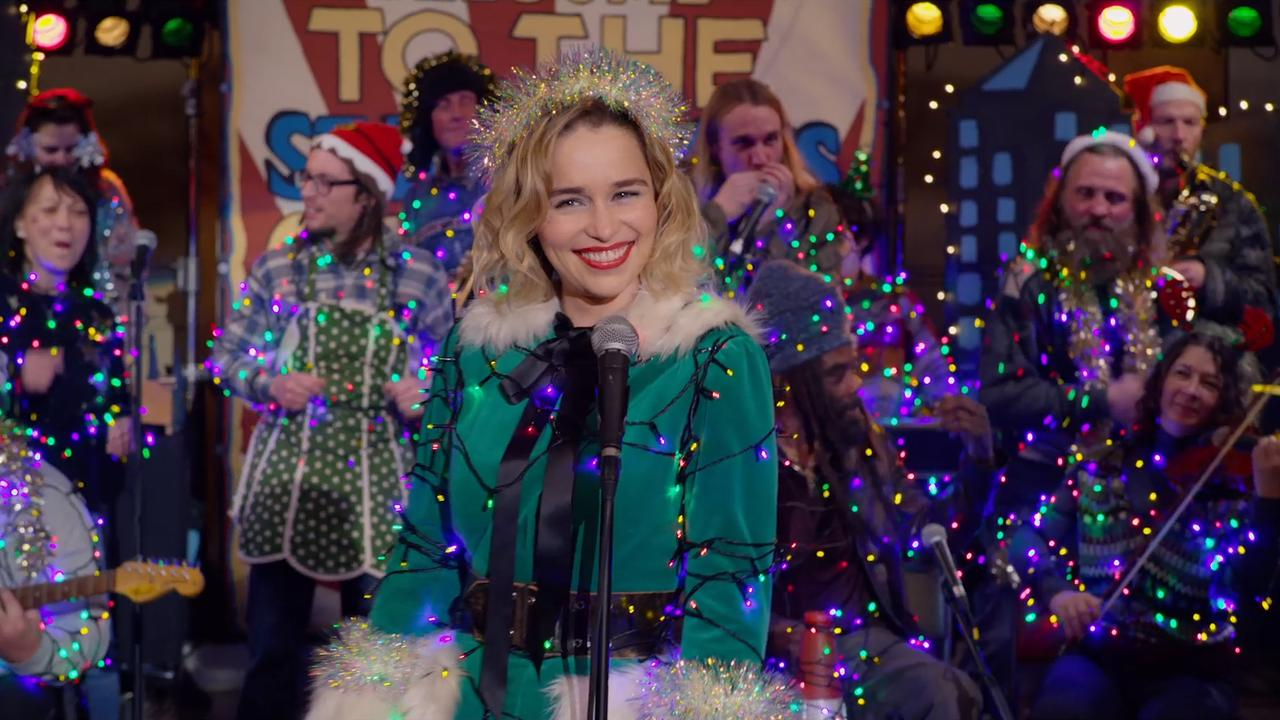 Muziek George Michael centraal in nieuwe kerstfilm Last Christmas