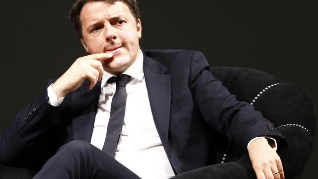 'Italiaanse premier Renzi sluit pact met kiezers'