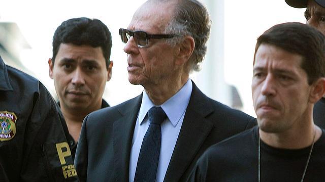 Van omkoping verdachte Nuzman stapt uit olympisch comité Brazilië