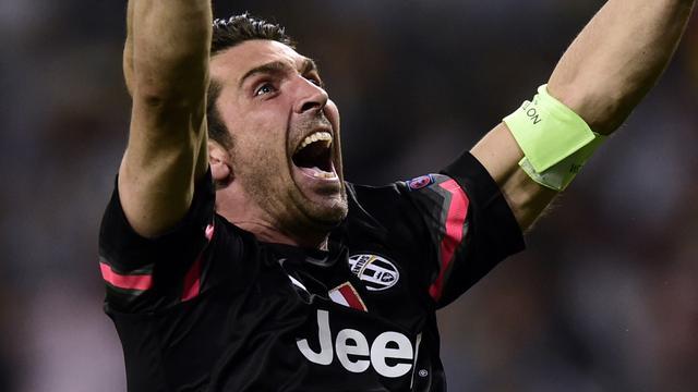 Buffon kijkt uit naar 'gigantische kans' met Juventus in finale
