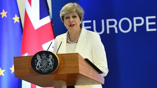 'EU wil douanegrens tussen Noord-Ierland en Verenigd Koninkrijk'
