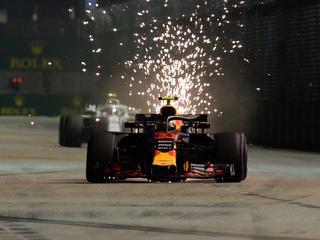 Red Bull-coureur werd eerder vrijdag tweede in eerste sessie