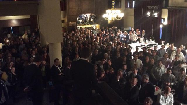 Recordopbrengst voor Issoria bij lustrumeditie Slag om Leiden
