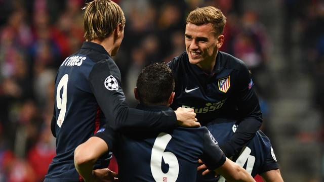 Atletico ondanks nederlaag bij Bayern naar finale Champions League