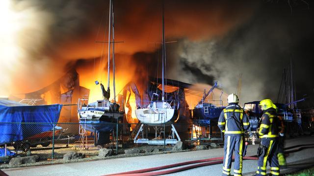OM in hoger beroep in zaak havenbrand Ohé en Laak in Limburg