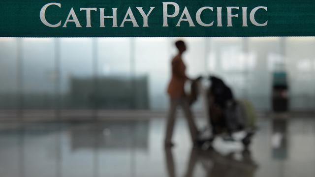 Cathay Pacific Airways ziet winst flink dalen