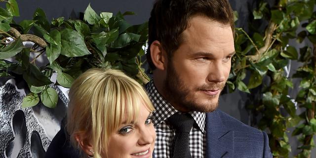 Anna Faris vond geruchten over vreemdgaan Chris Pratt 'verwoestend'