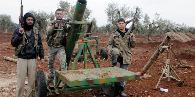 'Burgers omgekomen door Turkse aanvallen in noorden Syrië'