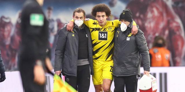 Witsel ondanks blessure in Belgische EK-selectie vol vertrouwde namen