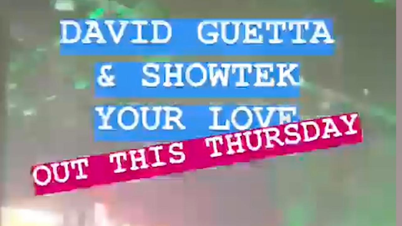 Jake Reese maakt 'Your Love' met David Guetta en Showtek
