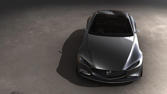 Mazda Vision Coupé pakt designprijs in Genève