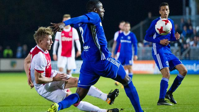 Samenvatting Jong Ajax-Almere City (3-0)