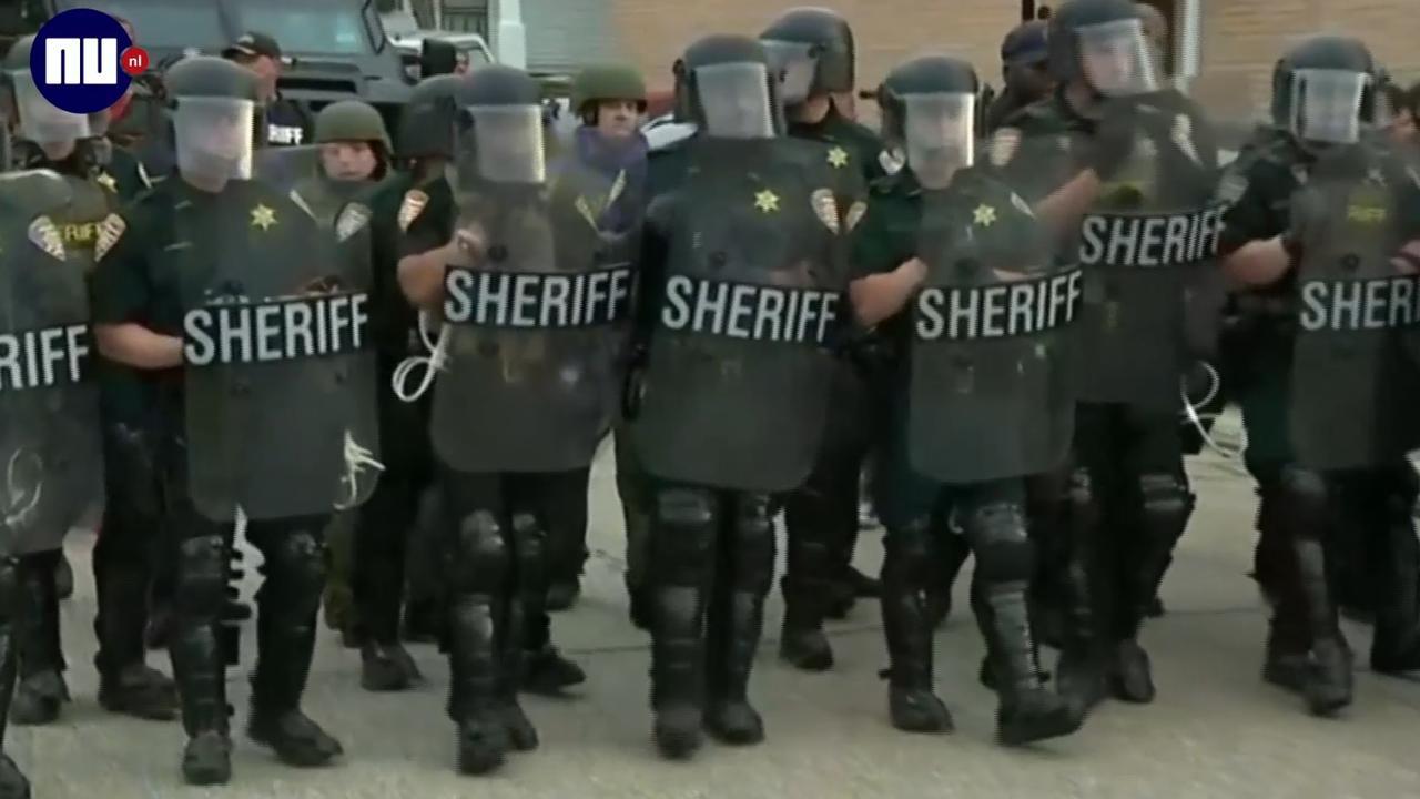 Overzicht: Protesten tegen politiegeweld in de VS