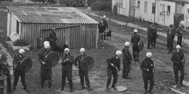 Epe herdenkt ontruiming Molukse wijk na 45 jaar samen met Molukkers