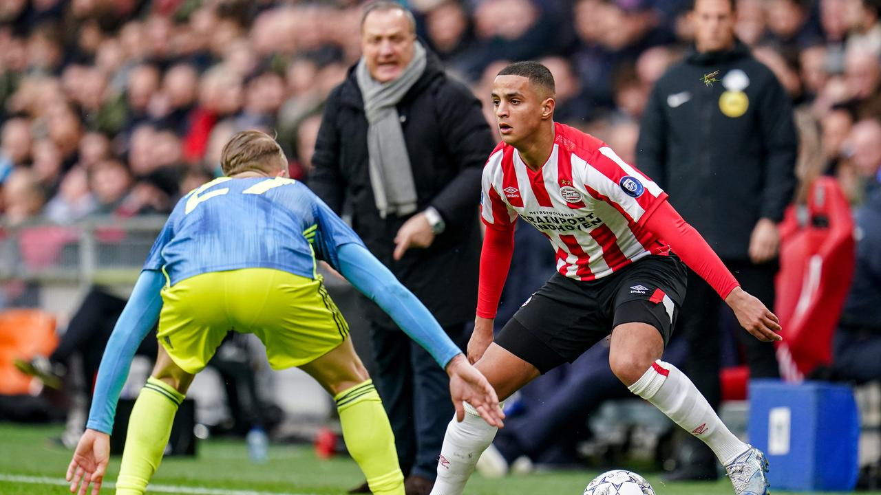 Psv And Feyenoord Fail To Tie In With Ajax And Az With A Tie Teller Report